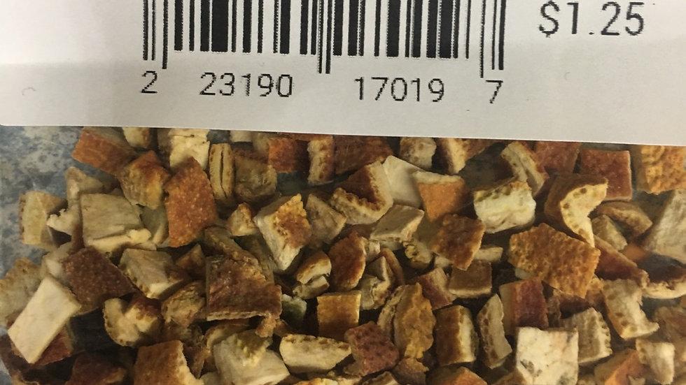 Orange Peel Chips - 1 Ounce