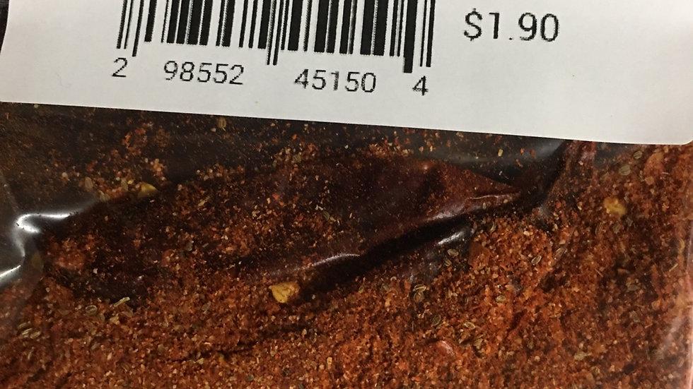 Hot Crab Seasoning - 1 Ounce