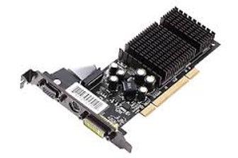Placa De Vídeo Geforce 6200 128 Mb - USADO