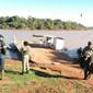 Servidores da SEAPDR participam de operação do Exército para coibir o contrabando na fronteira do Br