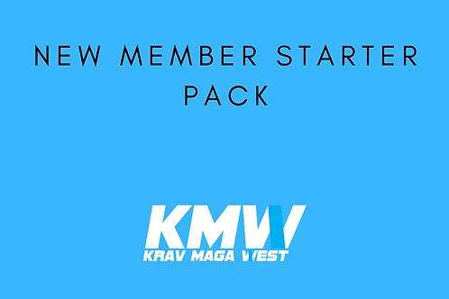 New Member Starter Pack