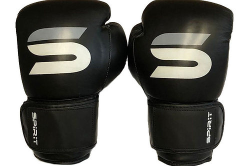 Spirit Sports Deluxe Leather Boxing Gloves