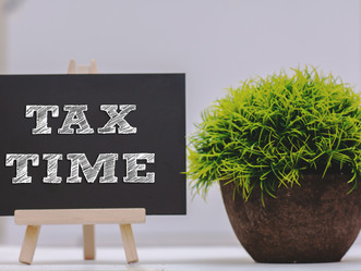 2021 tax time is here!