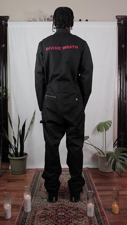 ABOLITION SUIT (BLACK)