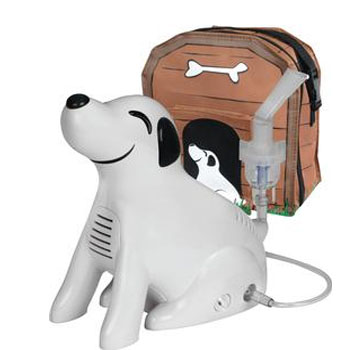 Mabis DMI Digger Dog Nebulizer Kit