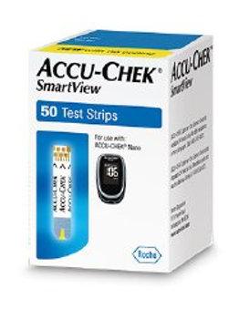 Accu-Chek® Smartview Blood Glucose Test Strips