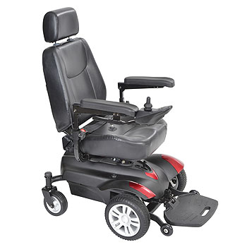 Titan Transportable Powerchair