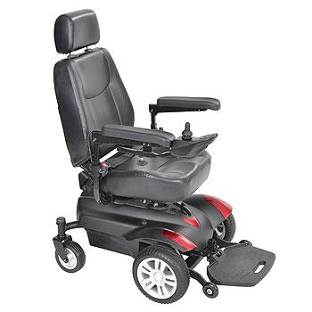 Titan Transportable Powerchair