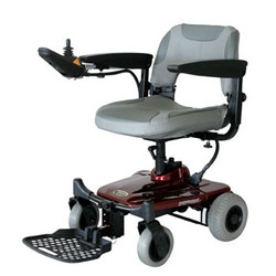 Rear-Wheel Power Wheelchair