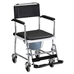 Transport Chair Commode