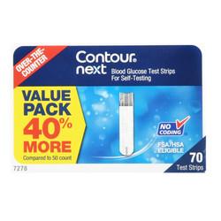 Contour® Next Blood Glucose Test Strips
