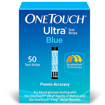 Lifescan OneTouch Ultra Blue Test Strip