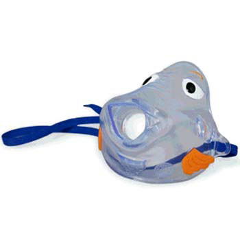 Fish II Pediatric Aerosol Mask