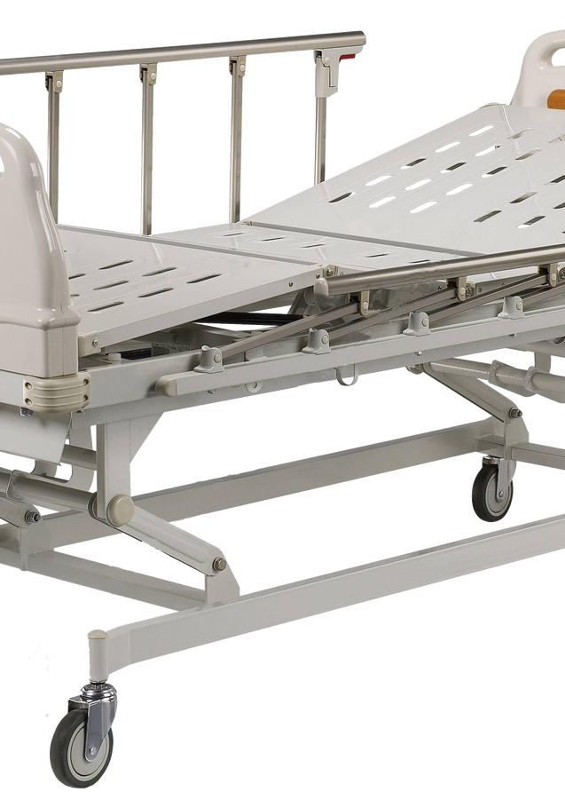manual_adjustable_hospital_bed_3_functio