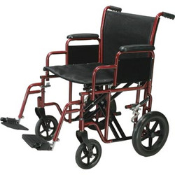Bariatric Transport Chair