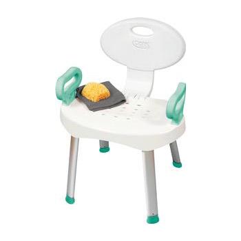 E-Z Bath & Shower Seat with Handles