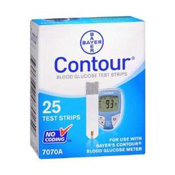 Contour® Blood Glucose Test Strips