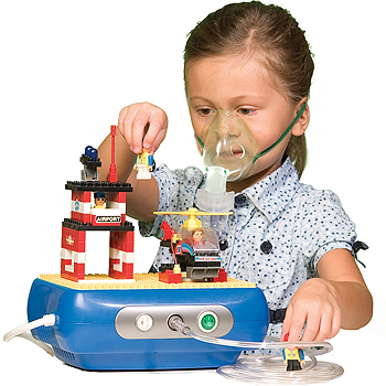 Building Block Nebulizer Compressor