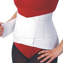 Lumbosacral Support with Single Tension Strap
