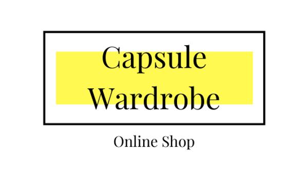 Online Shop - Capsule Wardrobe
