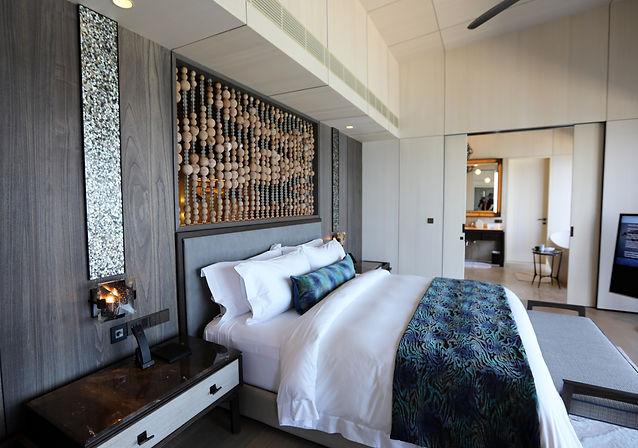 St Regis Suite Maldives - bedroom
