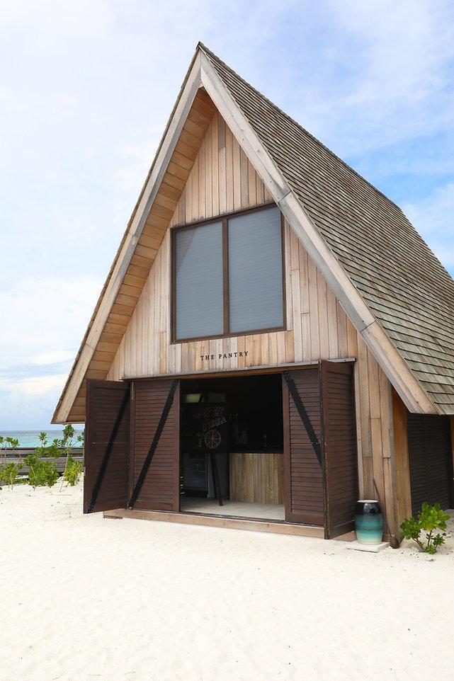 The Pantry - St Regis Maldives