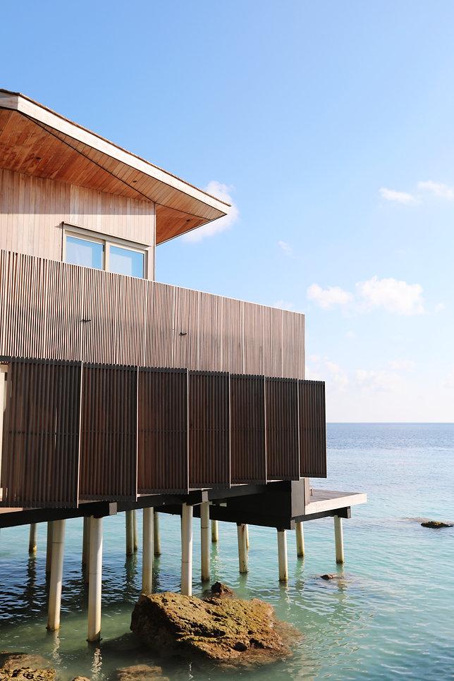 Two bedroom water villa - St Regis Maldives