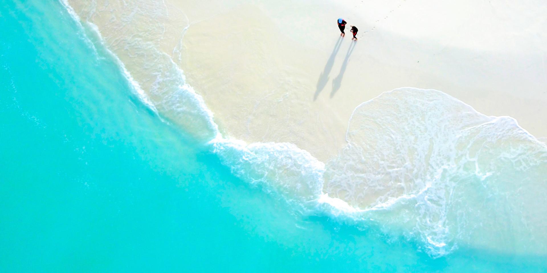 Maldives: A birds eye view