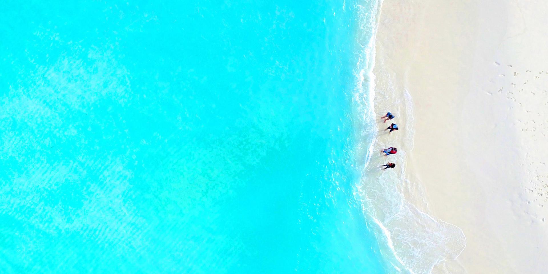 Sandbank, Baa Atoll