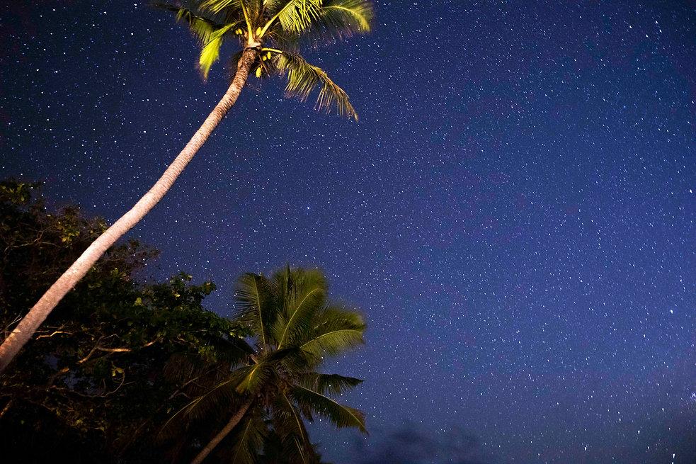 Starry Night west beach