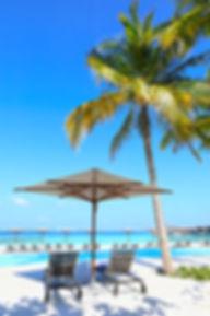 Pool at St Regis Maldives