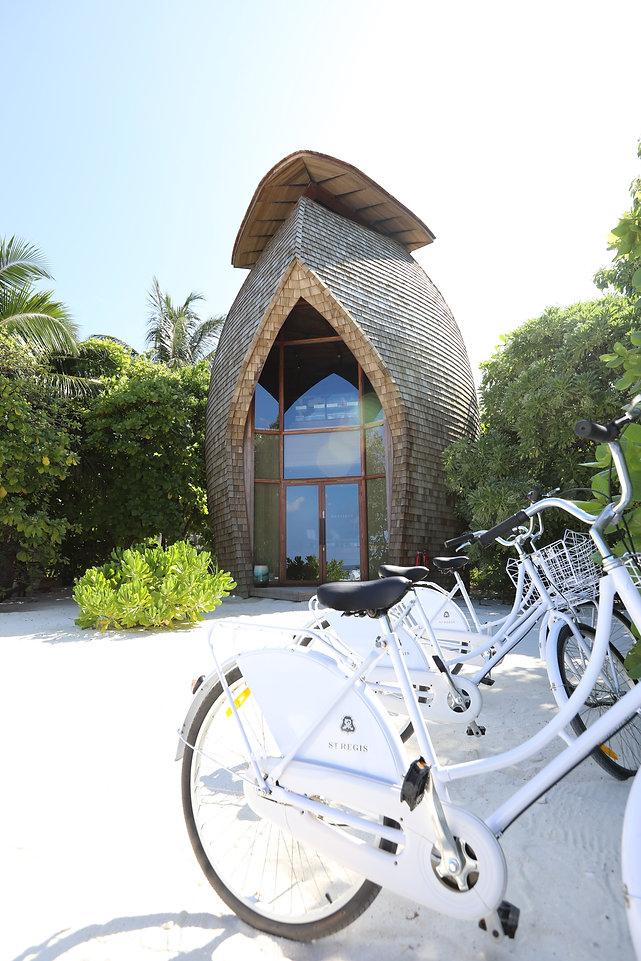 Boutique at St Regis Maldives