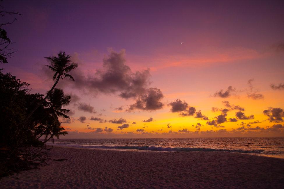 West Beach sunset