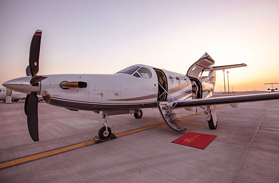 Private Jet Charter Through the UAE and Oman with Lightfoot Travel