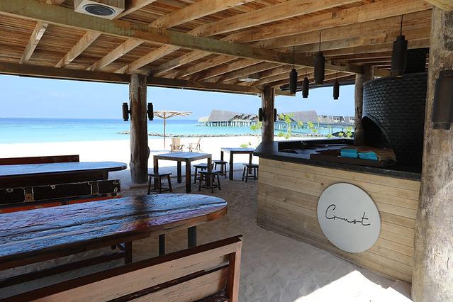 Crust - St Regis Maldives