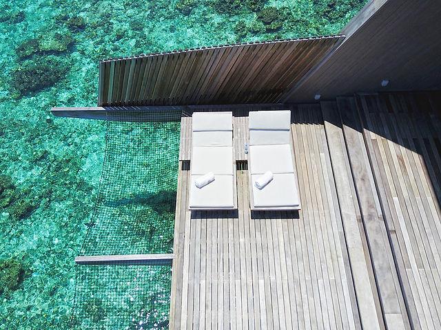 St Regis Suite - Maldives