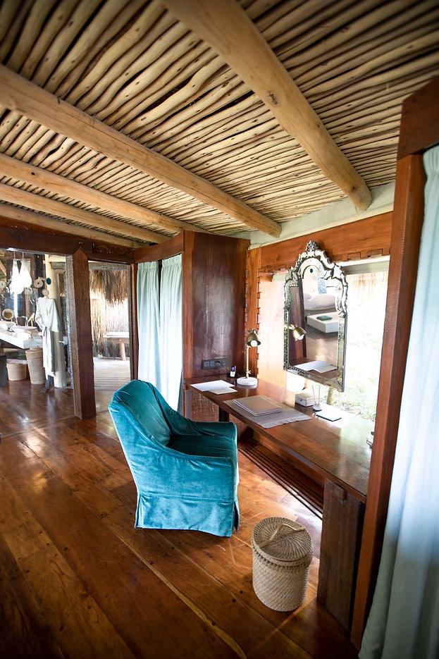 Dressing Area of Master Bedroom