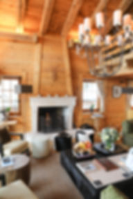 Chalet Milou Living Room