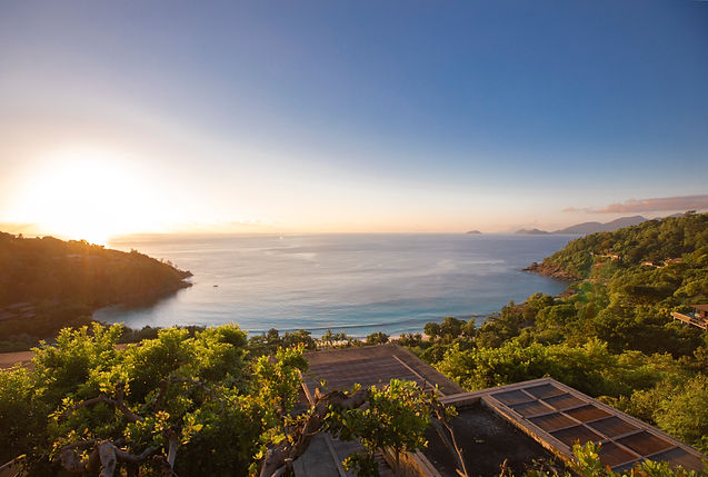Spa View Four Seasons Seychelles