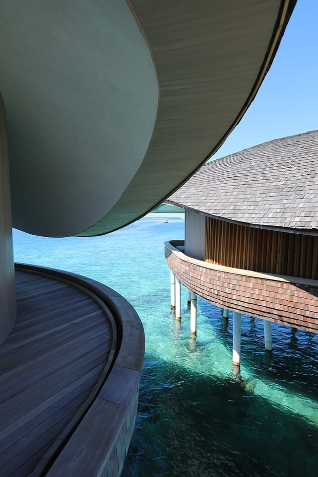 The Iridium Spa - St Regis Maldives
