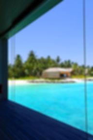 Arrival Jetty - St Regis Maldives