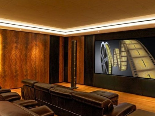 How Much Does a Home Theater Room Cost? By AUDIO ADVICE