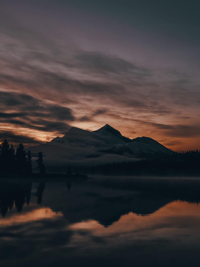 Mountain Mornings