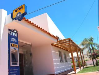 Praia de Faro tem nova Caixa de Multibanco