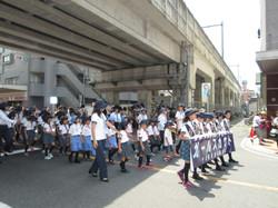 船橋市民祭りパレード
