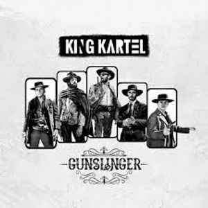 King Kartel - Gunslinger Single jpeg