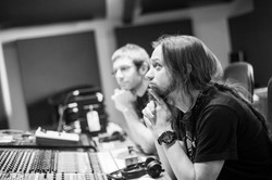 Jolanga recording session