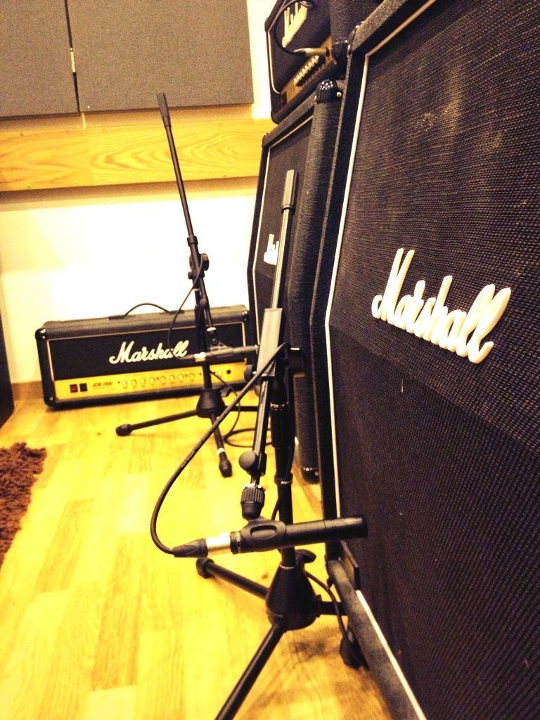 Guitar Tracking