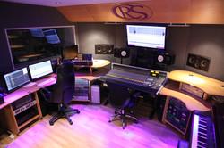 The SSL Studio