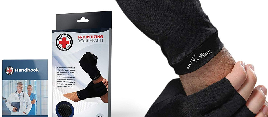 What are the Benefits of wearing Copper Arthritis Gloves/Compression Gloves